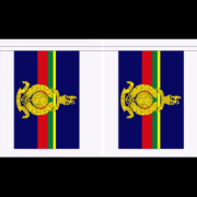 Royal Marines Bunting